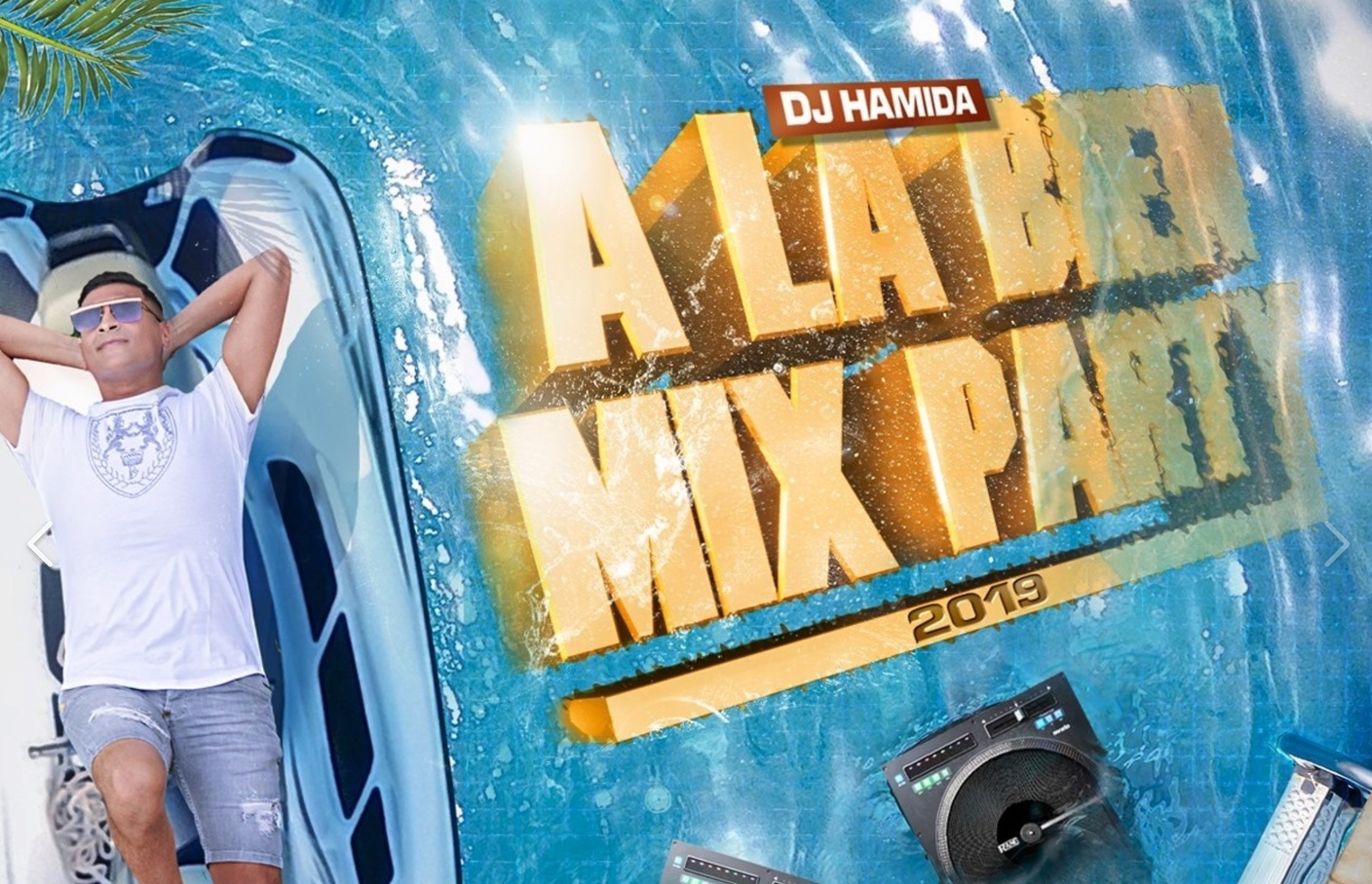 DJ Hamida Mix Party 2019